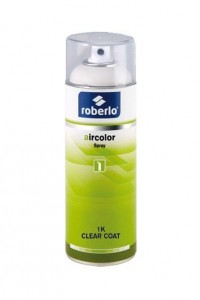 1K Clearcoat Spray, 400ml