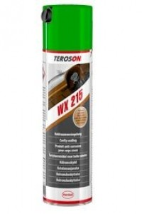 TEROSON WX 215 CC, üregvédő spray, 500ml